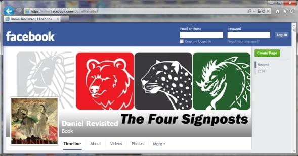 Daniel Revisited on Facebook