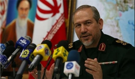 Major General Safavi calling on Basij to mobilize