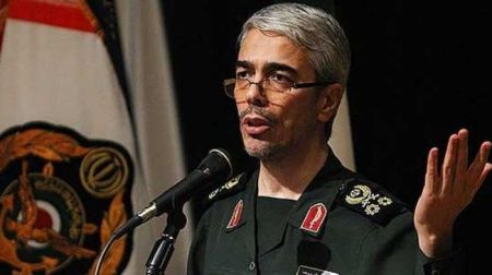 Major General Baqeri speaks about Iran's abilities (Sept. 2014)