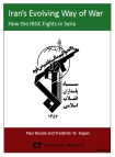 The Cover of the AEI's report, Iran's Evolving Way of War.