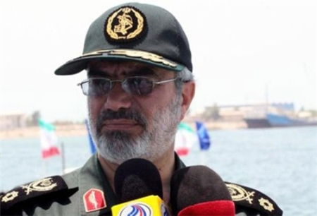 BG Ali Fadavi, commander of the IRGC Navy.