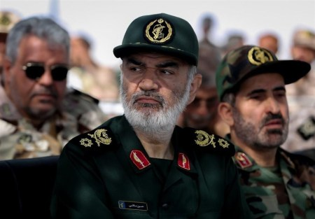 Major General Hossein Salami, Deputy Commander of the IRGC and one of the kings of Media and Persia.