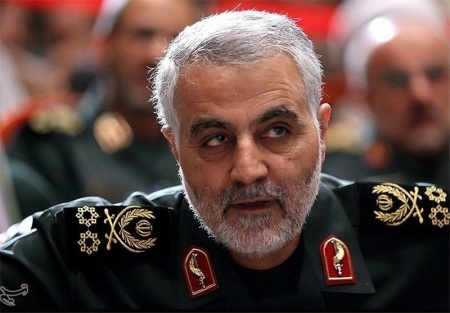 MG Qasem Soleimani is top commander of the Quds Force which fights in Syria, Iraq, Lebanon and Yemen.