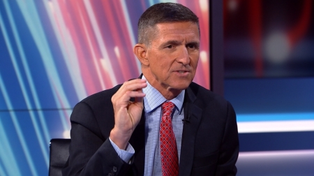 Retired army Lt. Gen. Michael Flynn, the appointee for National Security Advisor.